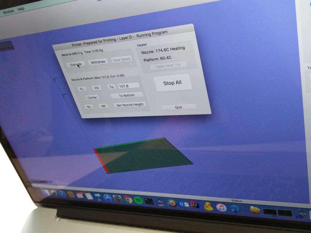 3D Druck Programm bei der Safari-Woche von haven5
