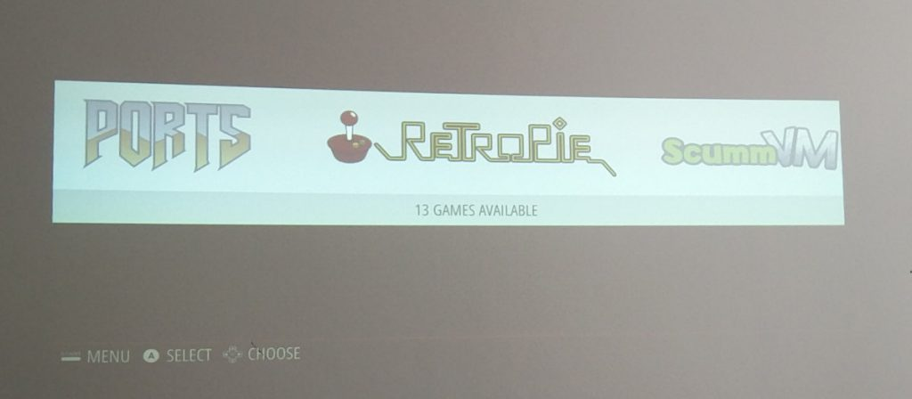 Retropie 16 Spiele Available Safari Woche bei haven5