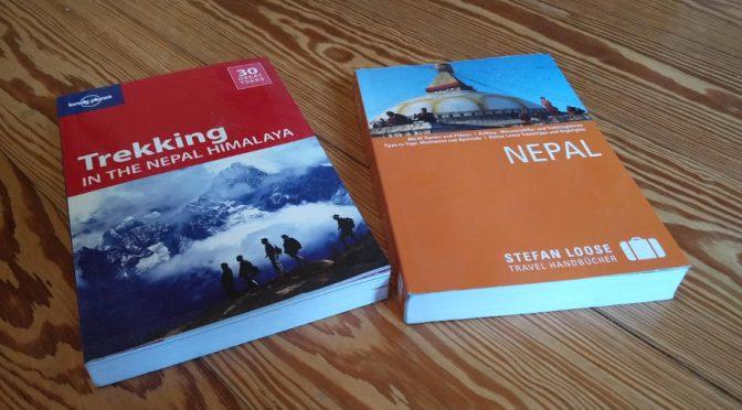 Bücher über Nepal und Trekking