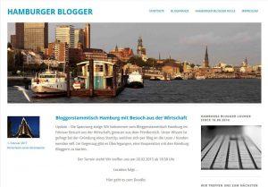 Blogger Stammtisch Hamburg (Die Hamburger Blogger – Der Hamburger Blogger Stammtisch)