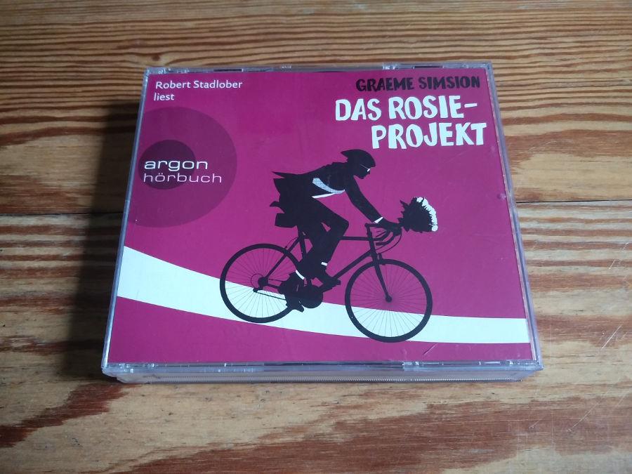 Hörbuch Das Rosie Projekt