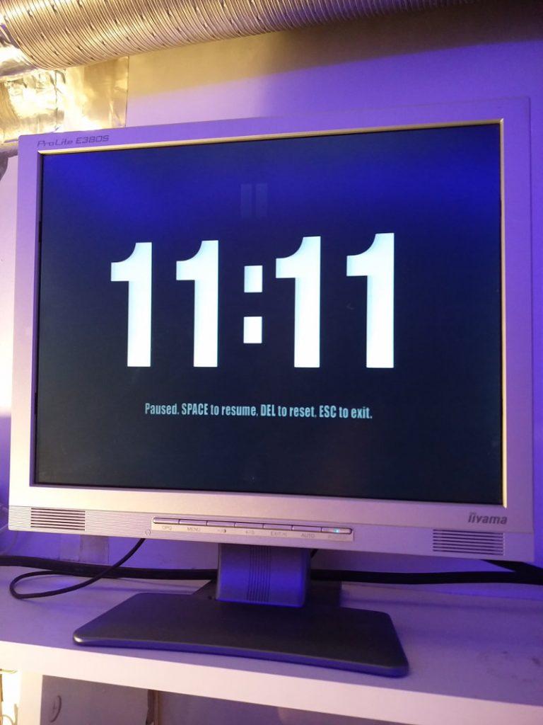 Countdown im Steampunk Escape Room Köln 11 Minuten und 11 Sekunden