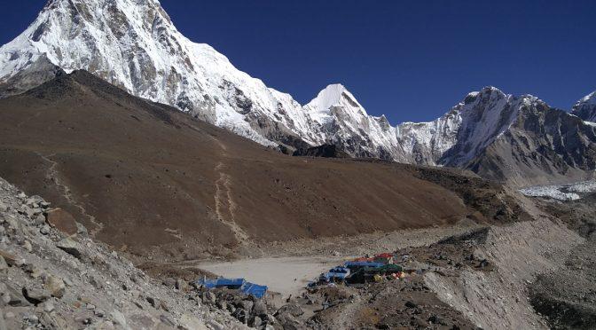 Trekking in Nepal: Auf dem Kala Patthar und Trek nach Gorak Shep