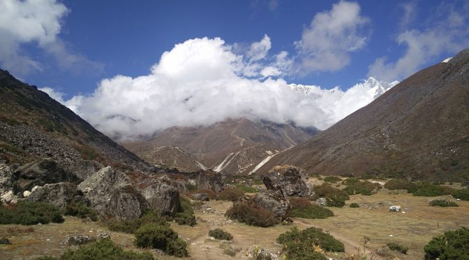 Trek nach Dingboche – Hochebene und Höhenkrankheit