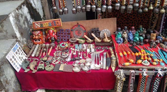 Mitbringsel in Namche Bazar
