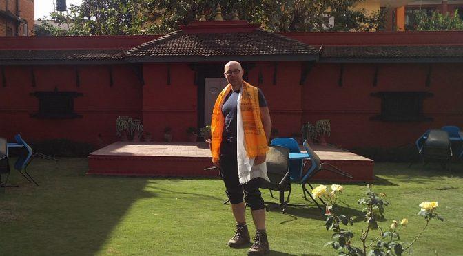 Ein letzter Tag in Kathmandu und Rückflug nach Deutschland