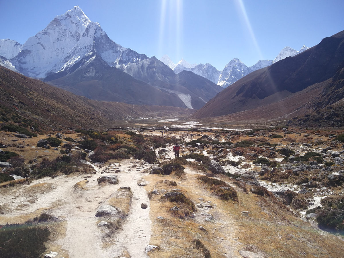 Das Windy Valley in Nepal