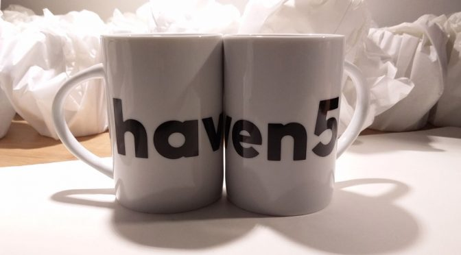 Die haven5 Tassen