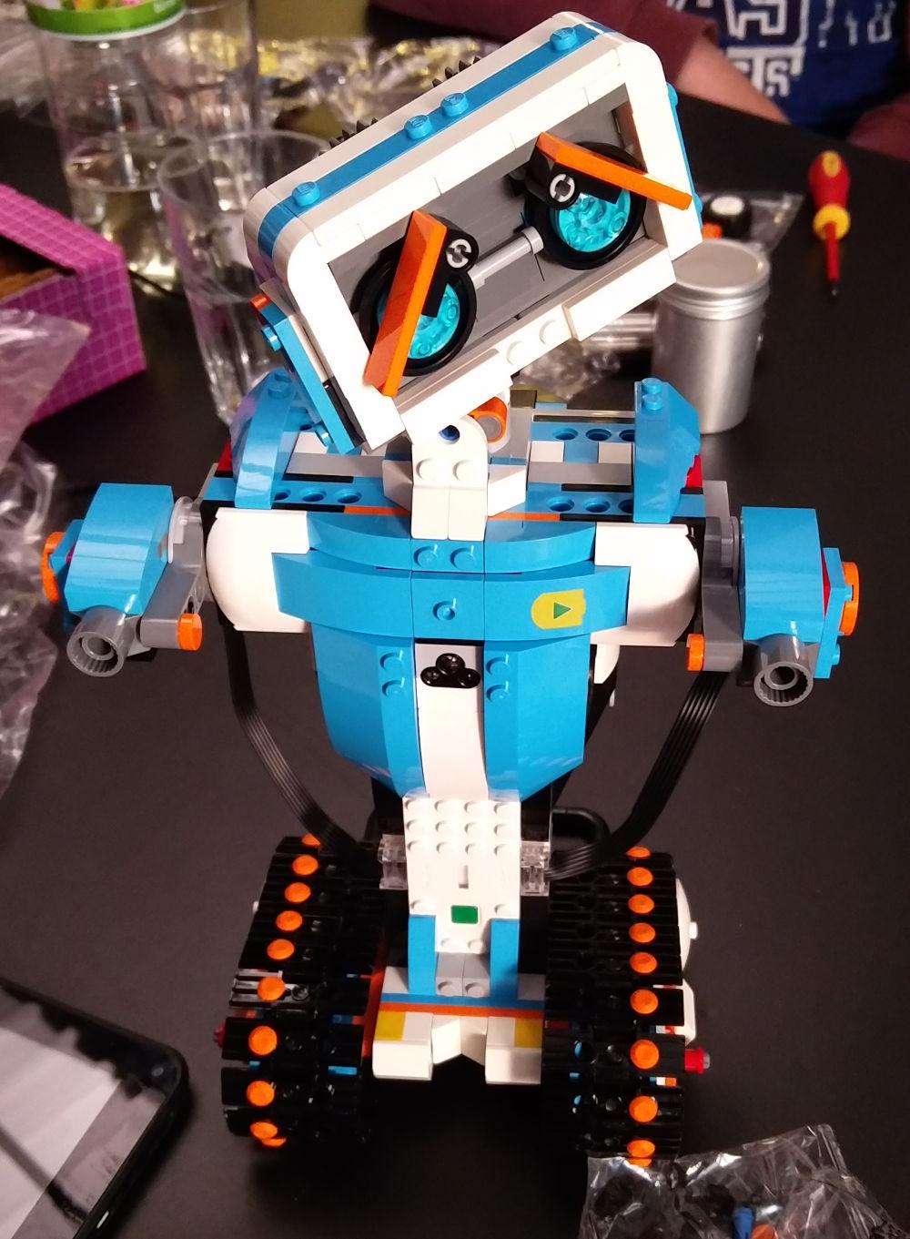 Lego Boost Roboter Vernie