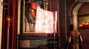 Orakel Barmherzigkeit Ultima Tugend Shroud of the Avatar (Shroud of the Avatar: Forsaken Virtues – Ein erster Eindruck)