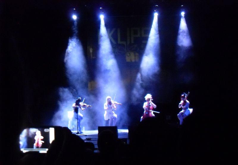 Eklipse im Schauspielhaus Leipzig
