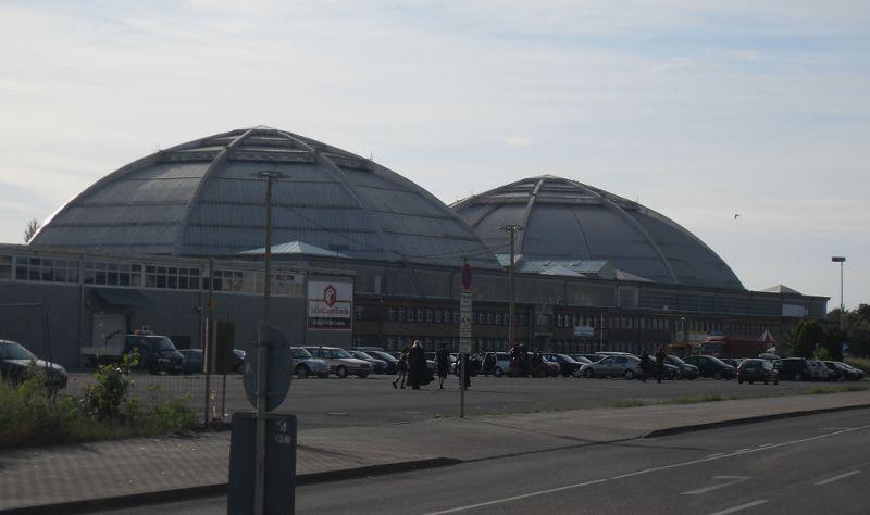 Der Kohlrabizirkus beim WGT in Leipzig