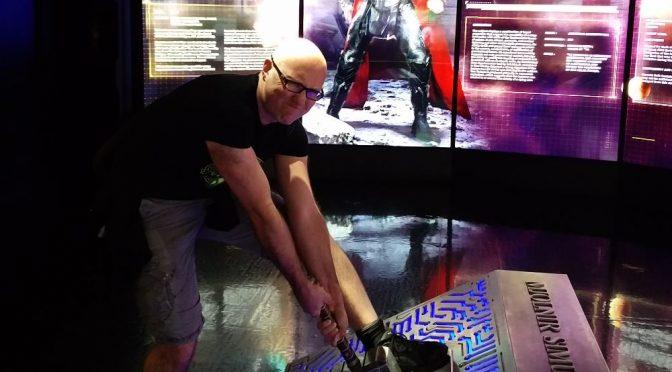 In der Marvel Avengers Station und im Cirque du Soleil