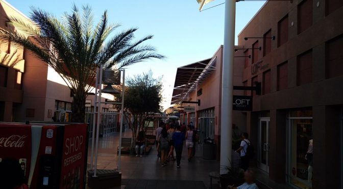 North Premium Outlet in Las Vegas