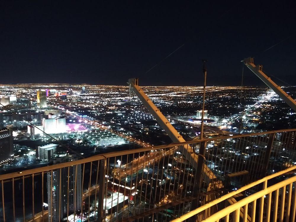 Aussicht vom StratosphereTower Las Vegas