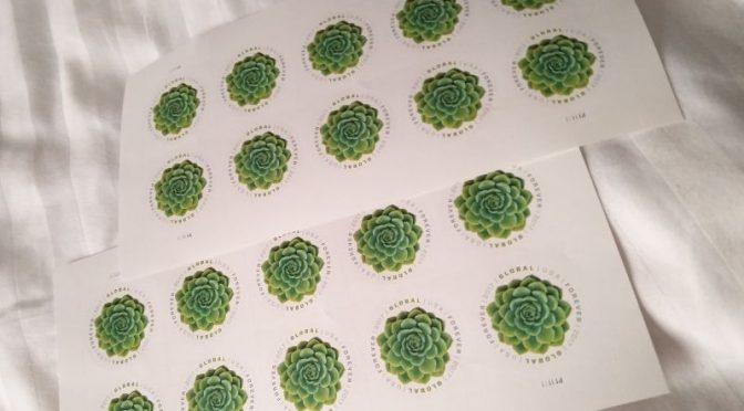 Die Suche nach Briefmarken in Las Vegas