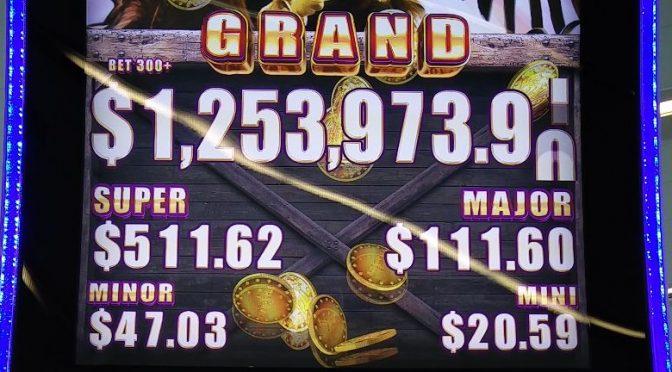 Jackpot in Las Vegas und Flug zurück