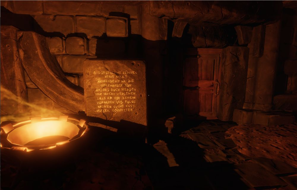 Inschrift Underworld Ascendant