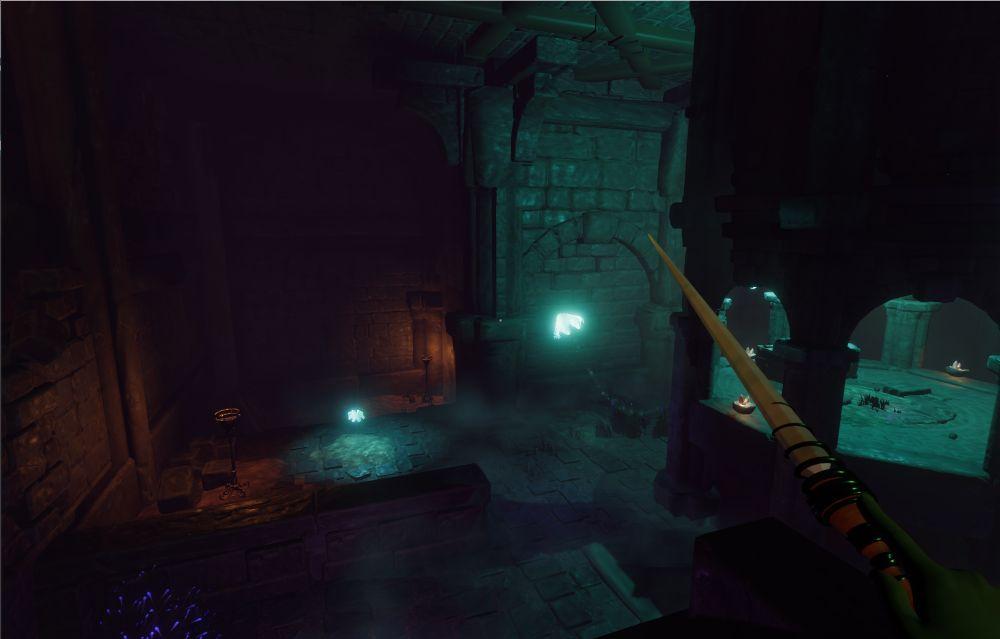 Mana Quallen in Underworld Ascendant
