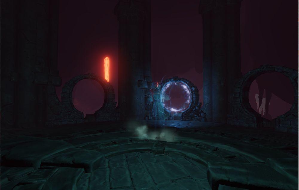 Portale in Underworld Ascendant
