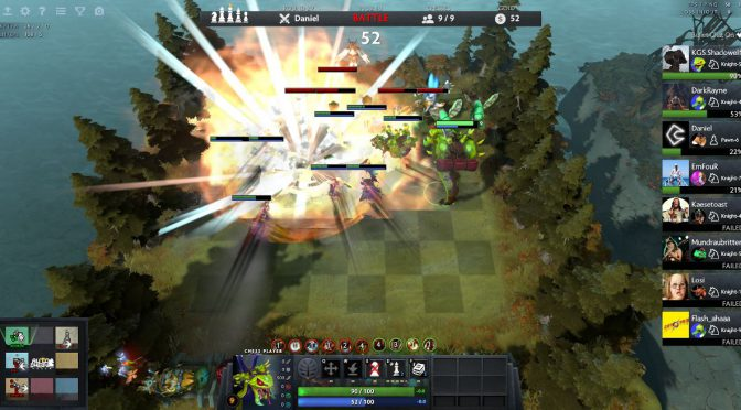 Strategien in Dota 2 Auto Chess – Tutorial mit Tipps und Tricks