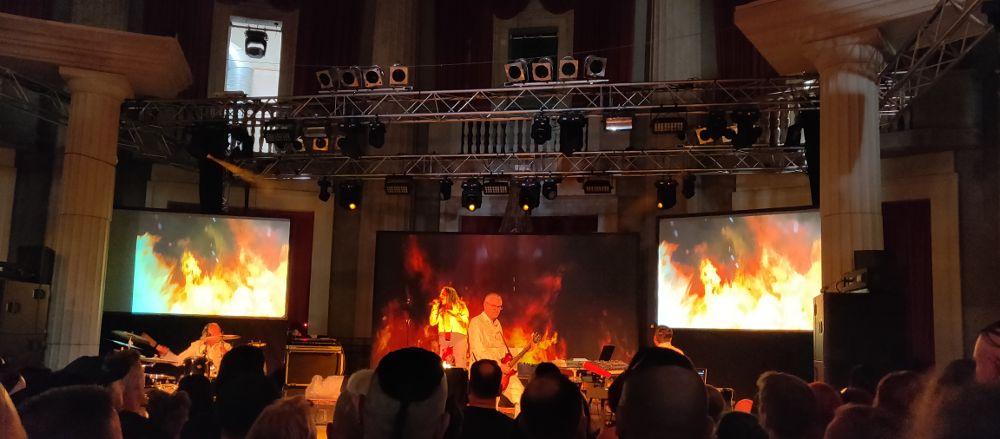 Der Auftritt von Goethes Erben im Volkspalast Leipzig beim WGT 2019
